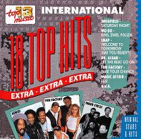 Cover  - Top 13 (Extra) 18 Top Hits Extra [1994]